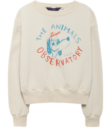 The Animals Observatory Bear Kids Sweatshirt DOG The Animals Observatory Bear Kids Sweatshirt DOG