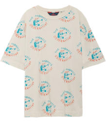 The Animals Observatory Rooster Oversize Kids T-shirt DOGS The Animals Observatory Rooster Oversize Kids T-shirt DOGS
