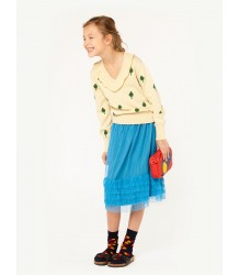 The Animals Observatory Rabbit Kids Skirt The Animals Observatory Rabbit Kids Skirt