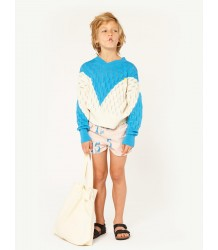 The Animals Observatory Toucan Kids Sweater LOGO The Animals Observatory Toucan Kids Sweater LOGO