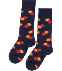 The Animals Observatory Snail Kids Socks HALLEY The Animals Observatory Snail Kids Socks HALLEY