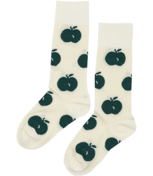 The Animals Observatory Snail Kids Socks APPLES The Animals Observatory Snail Kids Socks APPLES
