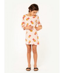 The Animals Observatory Fly Kids Dress HALLEYS The Animals Observatory Fly Kids Dress HALLEYS