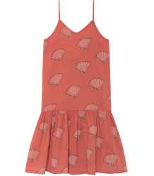 The Animals Observatory Mouse Kids Dress SHELLS The Animals Observatory Mouse Kids Dress SHELLS