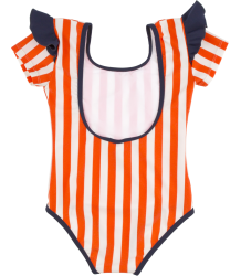 Tiny Cottons STRIPES & FRILLS Swim Suit Tiny Cottons STRIPES & FRILLS Swim Suit