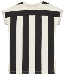 Repose AMS T-shirt Dress BLOCK STRIPE Repose AMS T-shirt Dress BLOCK STRIPE