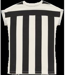 Repose AMS T-shirt Dress BLOCK STRIPE Repose AMS T-shirt Dress BLOCK STRIPE