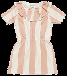 Repose AMS Collar Dress BLOCK STRIPE Repose AMS Collar Dress BLOCK STRIPE