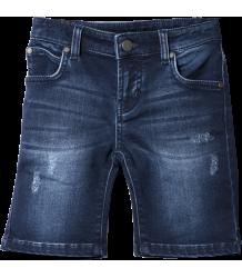 Sometime Soon Carl Jogg Denim Shorts Someday Soon Carl Jogg Denim Shorts blue
