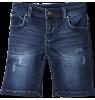 Someday Soon Carl Jogg Denim Shorts Someday Soon Carl Jogg Denim Shorts blue