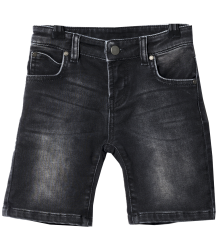 Someday Soon Carl Jogg Denim Shorts someday Soon Carl Jogg Denim Shorts black