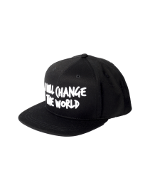 Sometime Soon World Snapback Cap Someday Soon World Snapback Cap