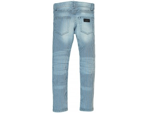 Finger in the Nose Icon Jeans STRIPES