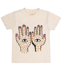 Soft Gallery Aulona T-shirt HANDS Soft Gallery Aulona T-shirt HANDS