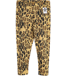 Mini Rodini Basic LEOPARD Leggings Mini Rodini LEOPARD Leggings