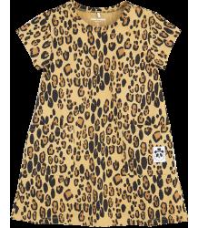 Mini Rodini Basic LEOPARD Dress Mini Rodini LEOPARD Basic Dress