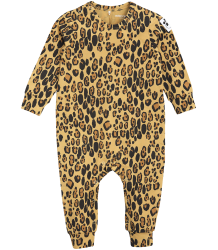 Mini Rodini Basic LEOPARD Jumpsuit Mini Rodini Jumpsuit LEOPARD aop