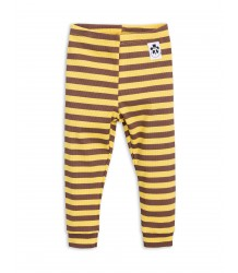 Mini Rodini STRIPE Rib Leggings