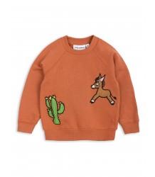 Mini Rodini DONKEY CACTUS Sweatshirt