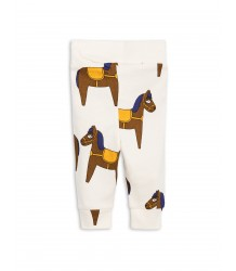 Mini Rodini HORSE NB Leggings