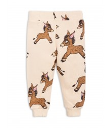 Mini Rodini DONKEY AOP Sweatpants