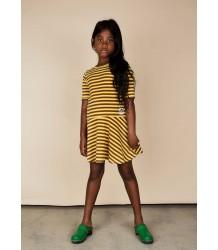 Mini Rodini STRIPE Rib Dance Dress Mini Rodini STRIPE Rib Dance Dress