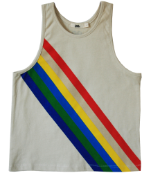 Bandy Button GOBI Docker Singlet Bandy Button GOBI Docker Singlet