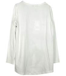Patrizia Pepe Girls T-shirt Blouse - OUTLET Patrizia Pepe Girls T-shirt Blouse - backside