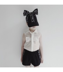 Caroline Bosmans Dee Licious Shirt with Bow Caroline Bosmans Dee Licious Shirt with Bow