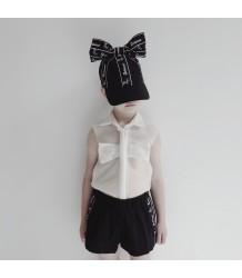Dee Licious Shirt with Bow Caroline Bosmans Dee Licious Shirt with Bow