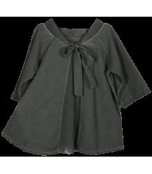 Sweatshirt - OUTLET Patrizia Pepe Girls Sweatshirt - dark grey