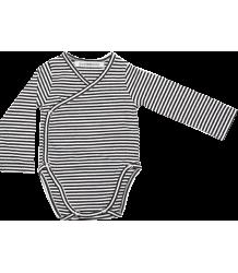 Mingo Wrap Bodysuit STRIPES Mingo bodysuit sizing