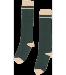 Mingo Knee Socks Mingo Knee Socks green apricot