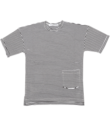 Mingo T-shirt Short Sleeve STRIPES