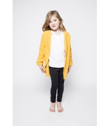 Mingo Knitted Cardigan Mingo Knitted Cardigan mari gold