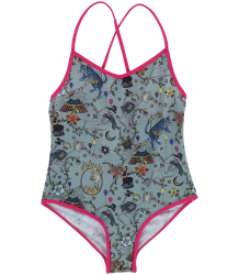 Zadig & Voltaire Kids Swimsuit URBAN CIRCUS Zadig & Voltaire Kids Swimsuit TATTOO
