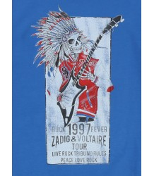 Zadig & Voltaire Kids Tee SS 1997 TOUR Zadig & Voltaire Kids Tee SS 1997 TOUR