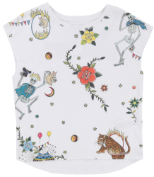 Zadig & Voltaire Kids Fancy Tee URBAN CIRCUS Zadig & Voltaire Kids Fancy Tee URBAN CIRCUS