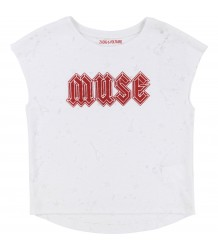 Zadig & Voltaire Kids Fancy Tee MUSE Zadig & Voltaire Kids Fancy Tee MUSE