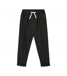 Gray Label Wrap Trousers Gray Label Wrap Trousers nearly black