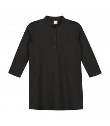 Gray Label ¾ Long Beach Shirt Gray Label 3/4 Long Beach Shirt bijna zwart