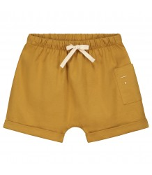 Gray Label One Pocket Shorts Gray Label One Pocket Shorts mustard