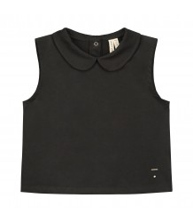 Gray Label Collar Tank Top Gray Label Collar Tank Top black