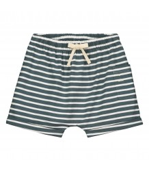Gray Label One Pocket Shorts STRIPE