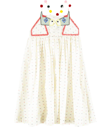 Stella McCartney Kids Pear Dress DONKEYS  Stella McCartney Kids Pear Dress DONKEYS
