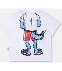 Stella McCartney Kids Chuckle Tee MUTANT Stella McCartney Kids Chuckle Tee MUTANT