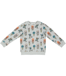 Stella McCartney Kids Biz Sweater ICECREAM Stella McCartney Kids Biz Sweater ICECREAM