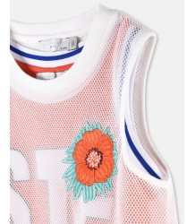 Stella McCartney Kids Petal Artex Vest STELLA Stella McCartney Kids Petal Artex Vest STELLA