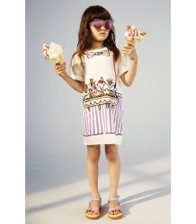 Stella McCartney Kids Bongo Dress ICECREAM SELLER Stella McCartney Kids Bongo Dress ICECREAM SELLER