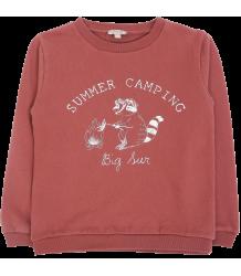 Emile et Ida Sweatshirt SUMMER CAMPING Emile et Ida Sweatshirt SUMMER CAMPING